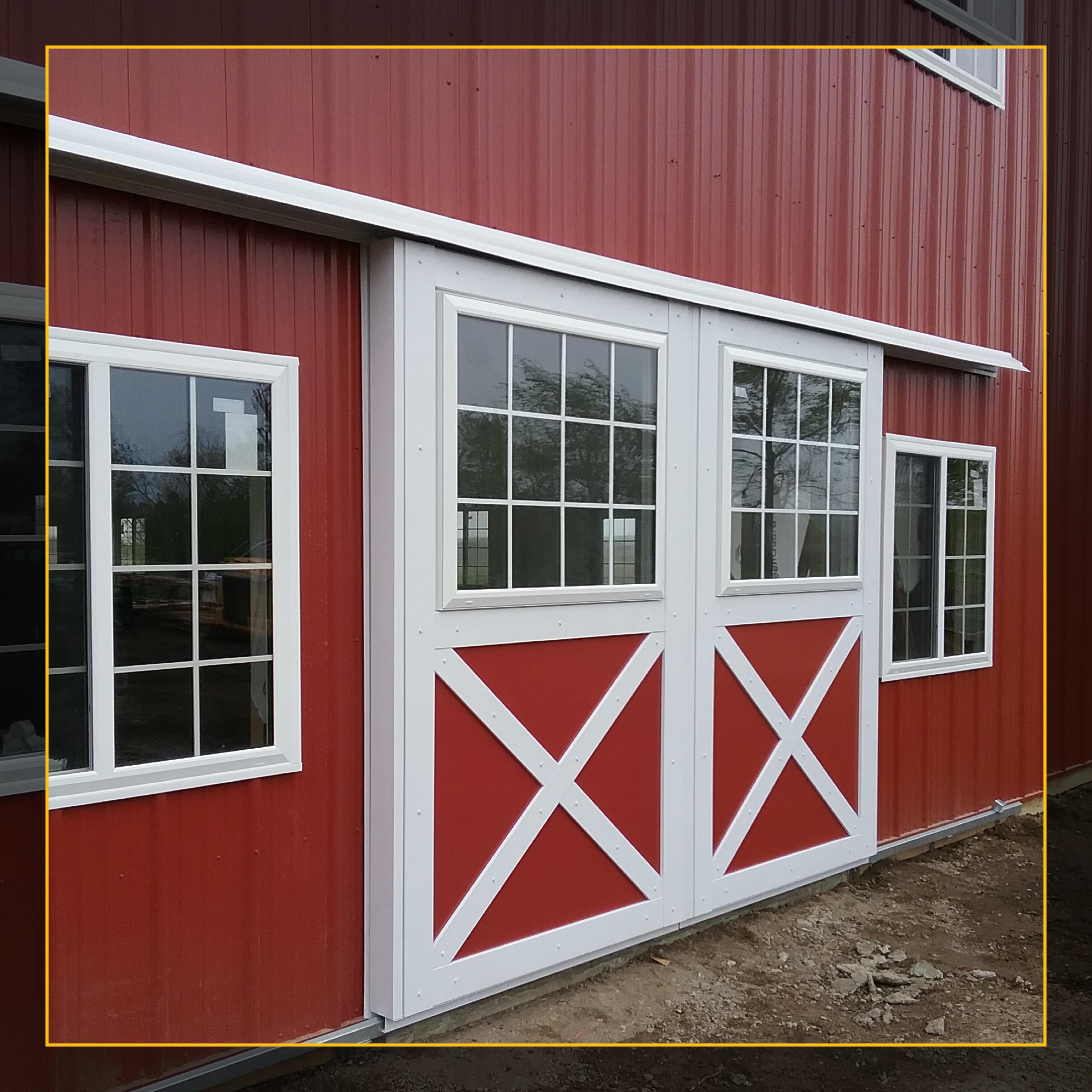 Custom Barn Designs